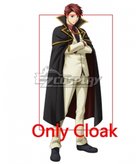 Umineko no Naku Koro ni Umineko: When They Cry Battler Ushiromiya Cloak Cosplay Costume - Only Cloak