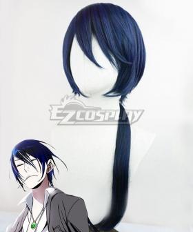 Under One Person Hitori no Shita: The Outcast Wang Ye Black Cosplay Wig