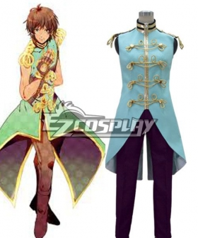 Uta no Prince-sama Aijima Seshiru Singing Cosplay Costume