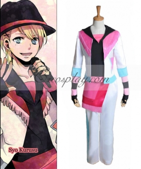 Uta no Prince-sama Syo Kurusu Singing Cosplay Costume