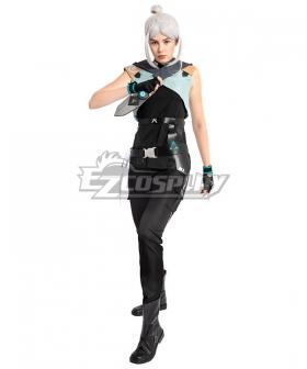 Valorant Jett Halloween Cosplay Costume