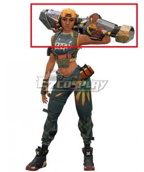 Valorant Raze Cosplay Weapon Prop
