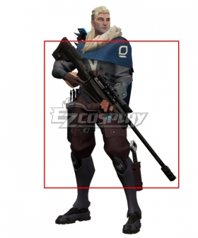 Valorant Sova Gun Cosplay Weapon Prop