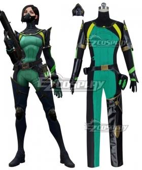 Valorant Viper Cosplay Costume