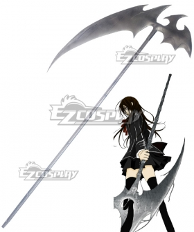 Vampire Knight Kurosu Yuuki Sickle Cosplay Weapon Prop