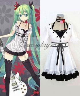 Vocaloid 2 Cosplay World Is Mine Miku Costume