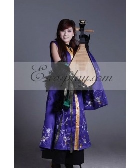 Vocaloid Brake Yuet Kamui Cosplay Costume-Advanced Custom