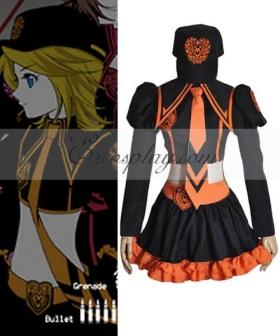 VOCALOID Love Philosophia Rin Cosplay Costume