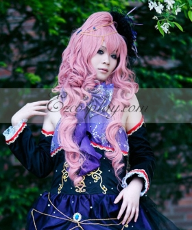 Vocaloid Luca Gothic Cosplay Dress-Advanced Custom