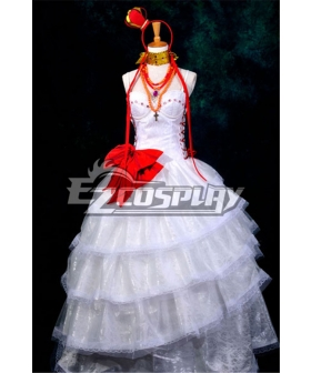 Vocaloid  Luka Cosplay Fantasia Lolita Cosplay Costume-Y320