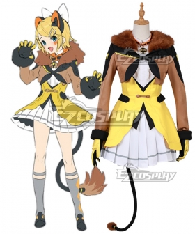 Vocaloid Magical Mirai 2019 Kagamine Rin Cosplay Costume