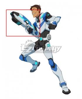 Voltron: Legendary Defender Lance McClain Gun Cosplay Weapon Prop