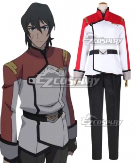 Voltron: Legendary Defender Season 8 Keith Cosplay Costume