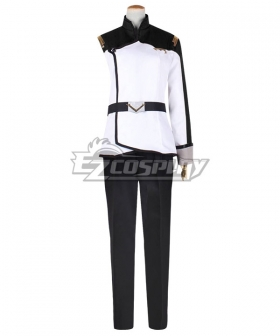Voltron: Legendary Defender Season 8 Shiro Cosplay Costume
