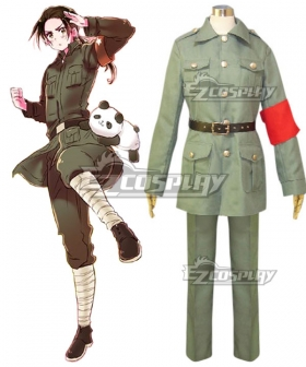 Wang Yao China Uniform from Axis Powers Hetalia