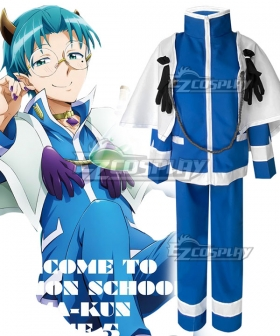 Welcome to Demon School! Iruma-kunAmi Kirio Cosplay Costume