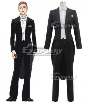 Welcome to the Ballroom Kiyoharu Hyodo Cosplay Costume