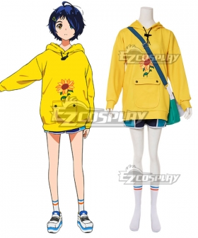 Wonder Egg Priority Ooto Ai Cosplay Costume