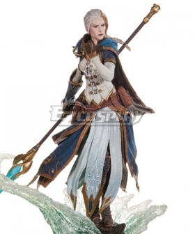 World of Warcraft Jaina Proudmoore Cosplay Costume