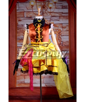 Macross Frontier Ranka Lee NT Cover Cosplay Costume Deluxe