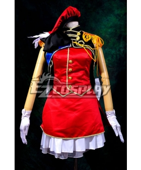Macross Frontier  Sheryl Nome Cosplay Costume Deluxe