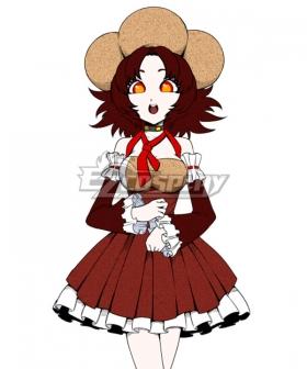 Your Turn To Die Mai Tsurugi Cosplay Costume