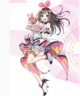 YouTuber Kizuna AI A.I.Channel A.I. to Hold Her First Ever Birthday Cosplay Costume