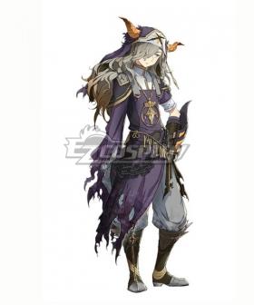 Ys IX: Monstrum Nox Renegade Cosplay Costume