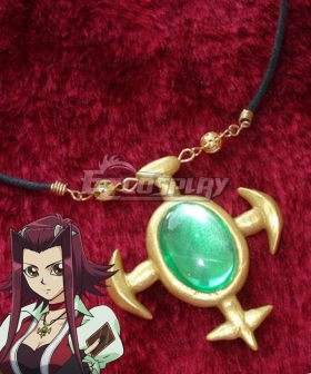 Yu-Gi-Oh Akiza Izinski Necklace Cosplay Accessory Prop