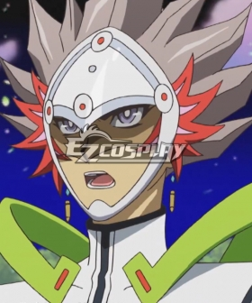 Yu-Gi-Oh! VRAINS Revolver Grey Cosplay Wig