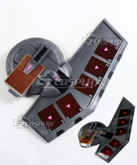 Yu-Gi-Oh! Yugioh Duel Monsters Yugi Muto Battle City Black Duel Disk Cosplay Weapon Prop
