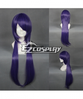 Hakuouki Saito Hajime Purple Cosplay Wig-030A
