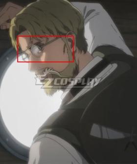 Attack On Titan Shingeki No Kyojin Final Season Zeke Jaeger Glasses Cosplay Accessory Prop