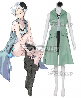Zero Escape: The Nonary Games Phi Cosplay Costume