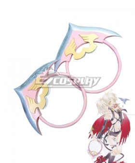 Zone-00 Benio Circle Cosplay Weapon Prop