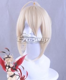 Zone-00 Benio Kisshou Golden Cosplay Wig
