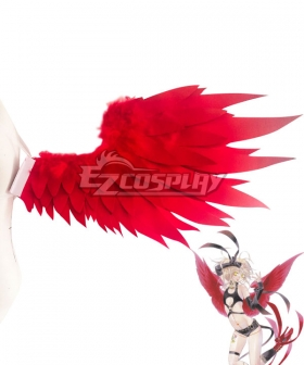 Zone-00 Benio Kisshou Red Wings Cosplay Accessory Prop
