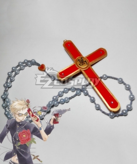 Zone-00 Shima Ango Necklace Cosplay Accessory Prop