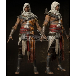 Assassin S Creed Origins Bayek Of Siwa Cosplay Costume