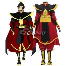 Avatar The Last Airbender Prince Zuko Azula Cosplay Costume
