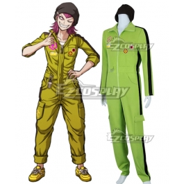 C Danganronpa Dangan-Ronpa 2 Kazuichi Soda SOUDA Halloween Cosplay Costume