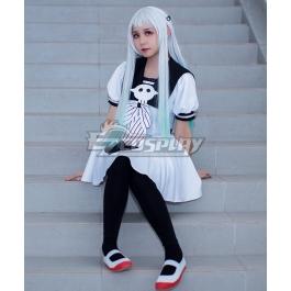 Toilet-bound Hanako-kun Cosplay Yashiro Nene Dress Wig Costume Jibaku Shounen