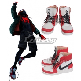 Into The Spider-Verse Miles Morales Red