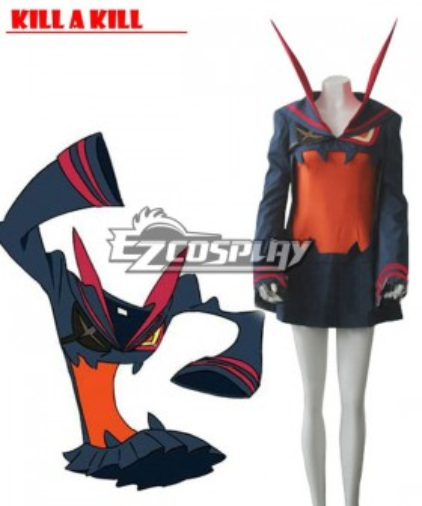 Kill la Kill Senketsu fresh blood Sailor Uniform Cosplay Costume
