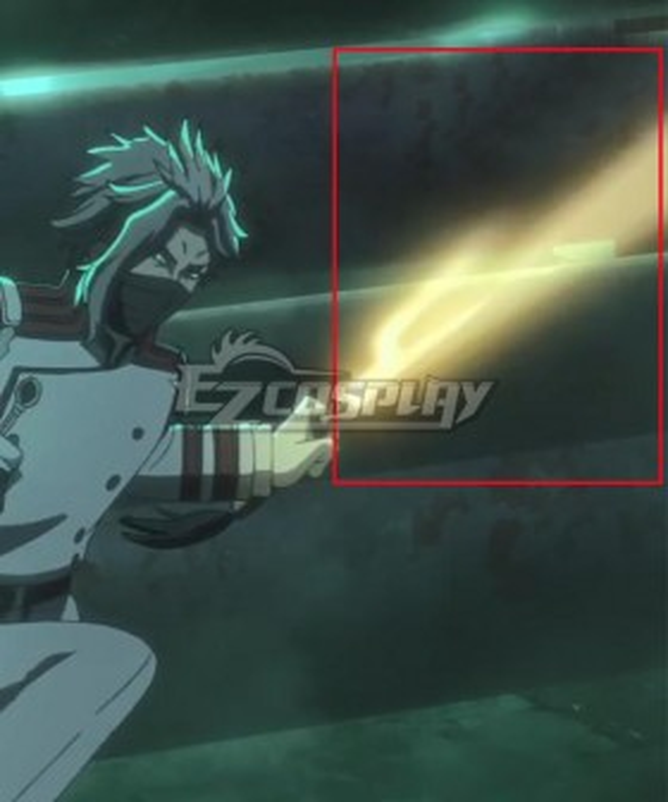 Akudama Drive Execution Division Master Cosplay Weapon Prop