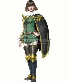 Monster Hunter Rise the Trader Rondine Cosplay Costume