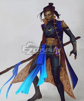 Critical Role Beauregard Lionett LV10 Cosplay Costume