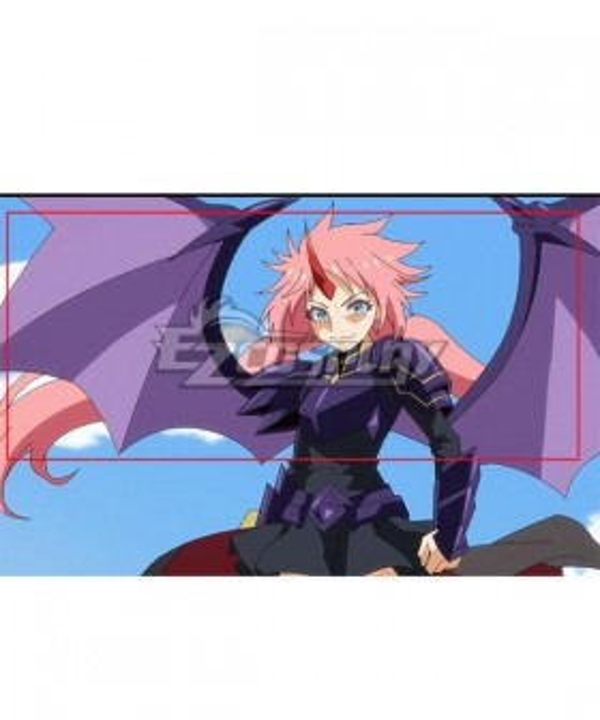 That Time I Got Reincarnated as a Slime Tensei Shitara Suraimu Datta Ken Season 2 Milim Pink Cosplay Wig
