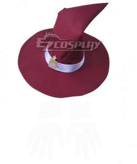 Black Clover Vanessa Enoteca Red Hat Cosplay Accessory Prop