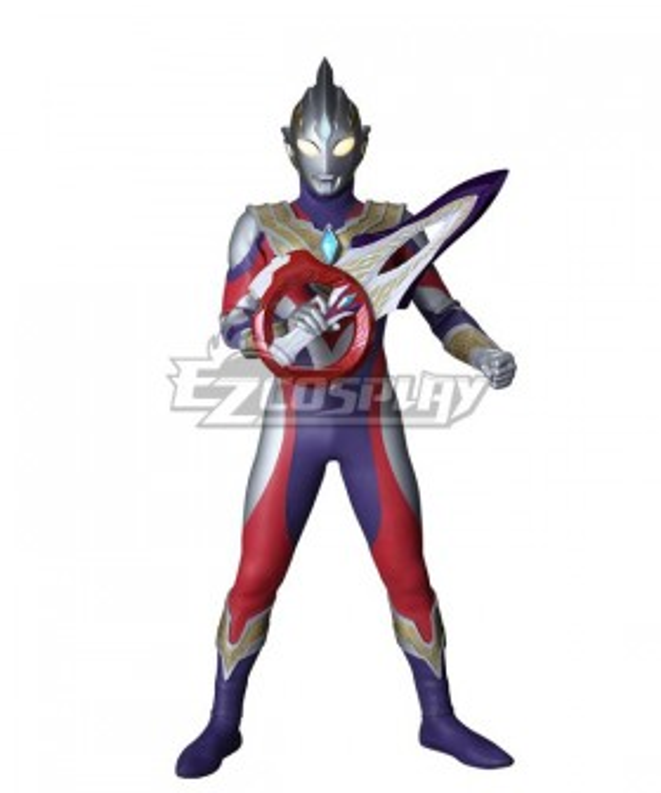 Ultraman Trigger Cosplay Costume